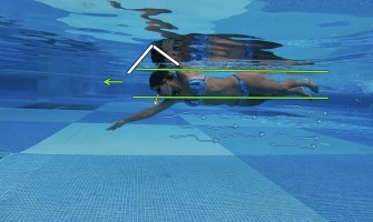 How to be efficient in the water?