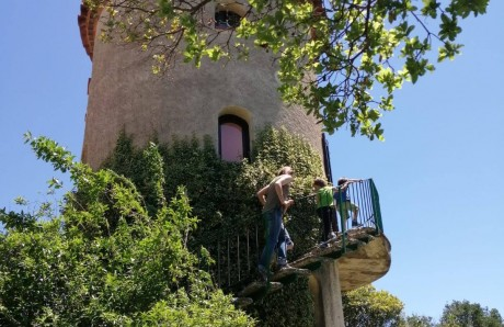 Finca Santi - Torre
