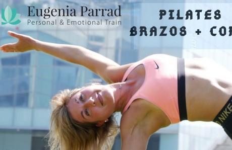 Pilates core + brazos, full body